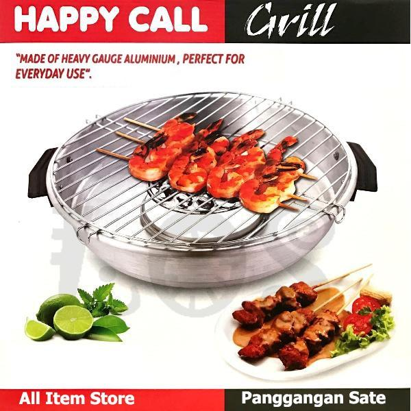 All Item Store - Pemanggang Roasted Grill BBQ Barbeque / Ayam Bakar / Sate / Ikan Bakar HAPPY CALL Grill Original