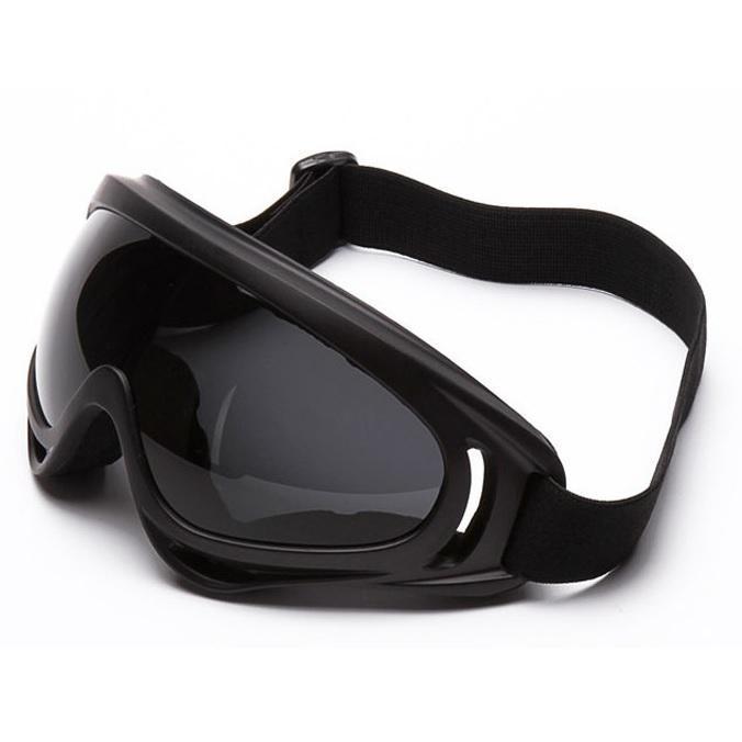 Ormano Kacamata Safety Airsoft Goggle Paintball Glasses Kacamata Ski Anti  Kabut Debu Tahan Angin Air Soft 1933b7d028