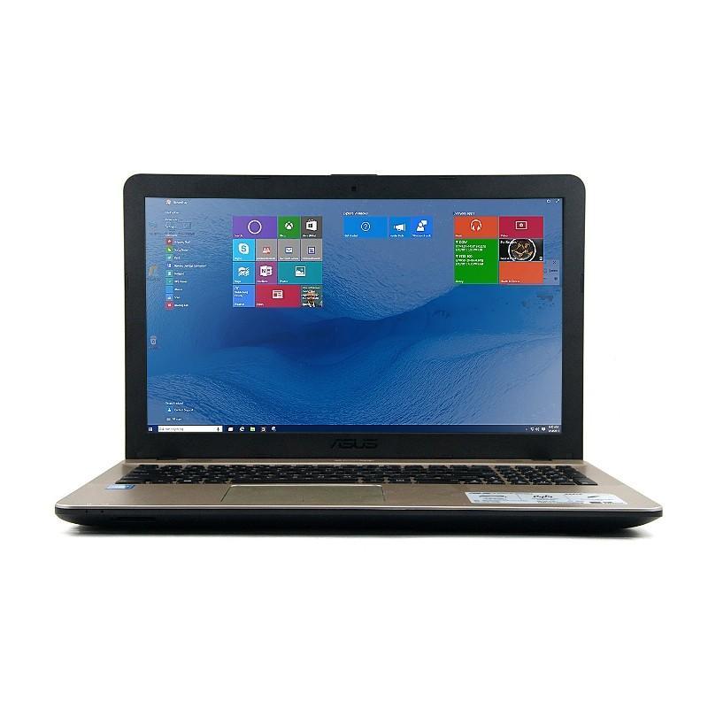 LAPTOP ASUS X541S XO041 INTEL N3060 |RAM 4GB HDD 500GB | LCD 15.6inch | DVDRW  DOS