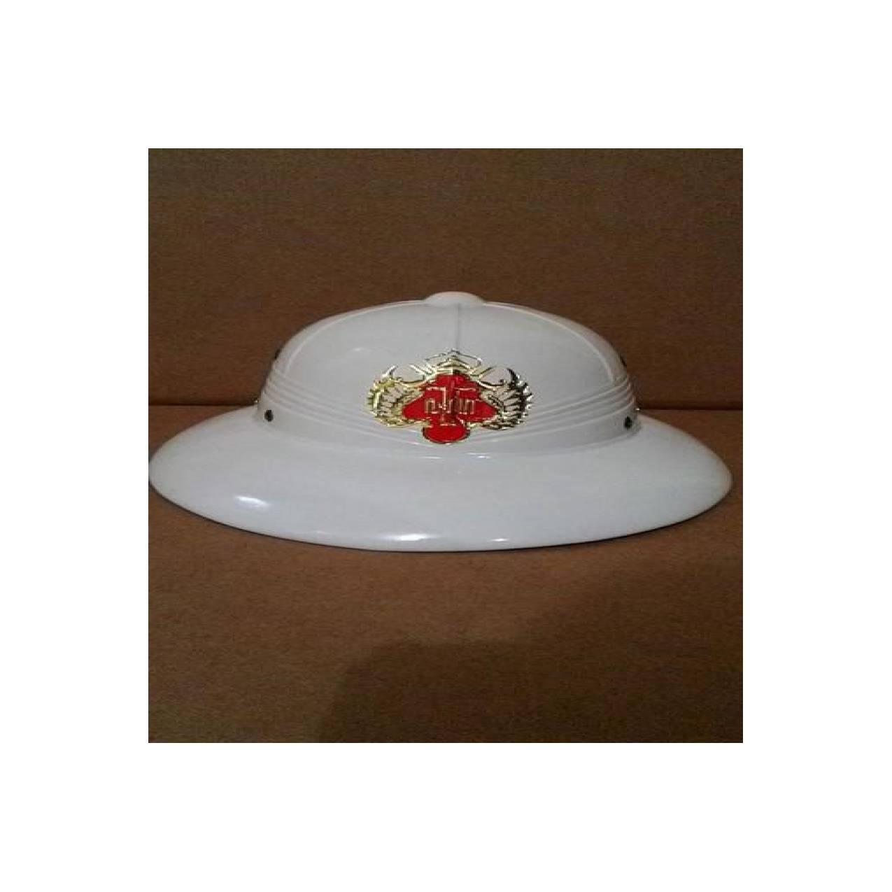 Topi demang sepeda onthel logo kraton yogyakarta