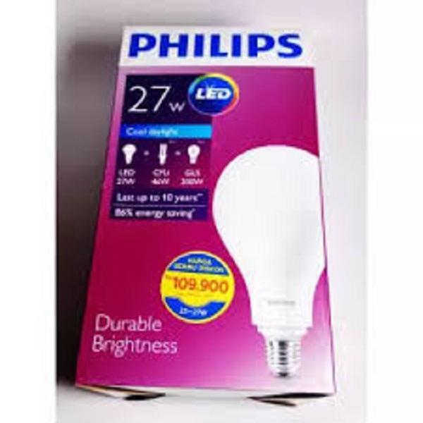 Philips Lampu Bohlam LED 27 Watt - Putih
