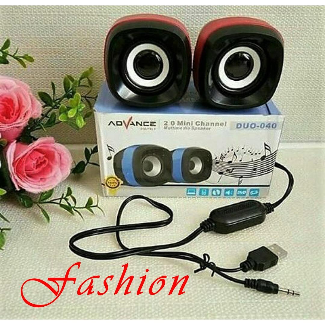 ... Advance Duo 500 Speaker 2 1 ChannelIDR130000 Rp 139 900