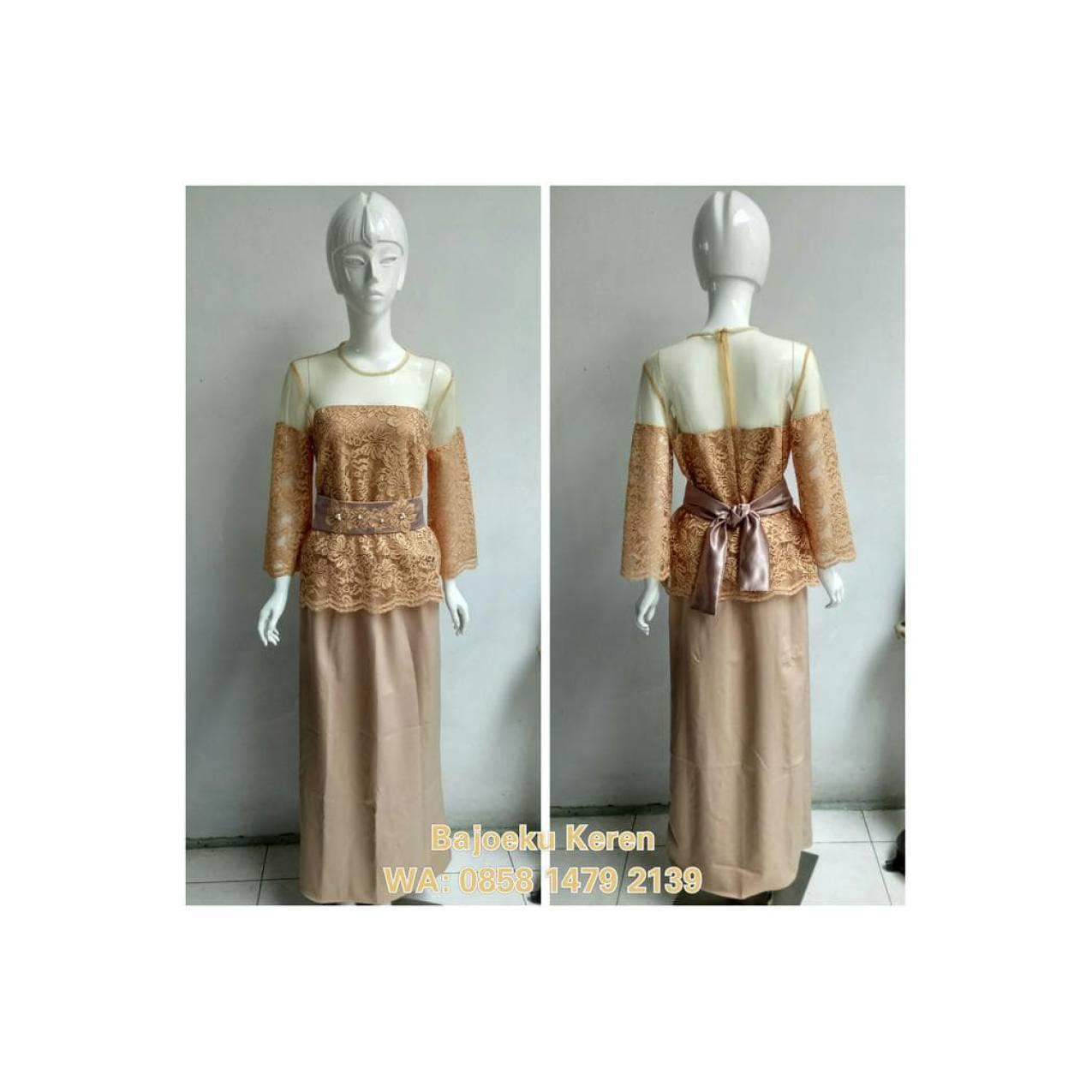 Promo Jasa Jahit Kebaya Dress Blouse Batik Gamis Kaftan Kemeja Dll