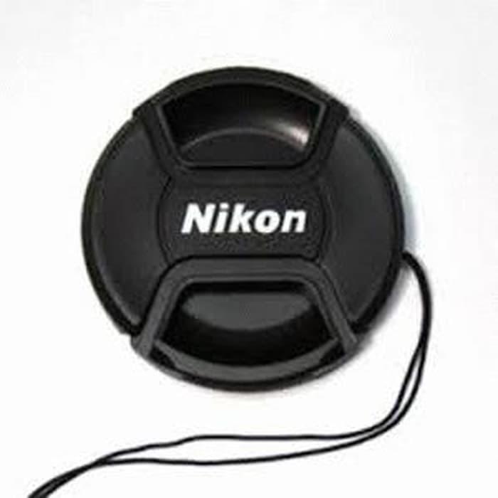 Uno Shop Optic Pro Tutup Lensa Nikon Dslr Mirrorles Lens Cap Nikon Lens Cap Tutup Lensa Tutup Lensa Nikon Lens Cap Nikon