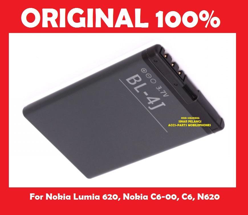 NOKIA BL4J For Nokia Nokia Lumia 620 Nokia C6 00 C6 N620 1200MAH BATTERY BATERAI BATRE 100137