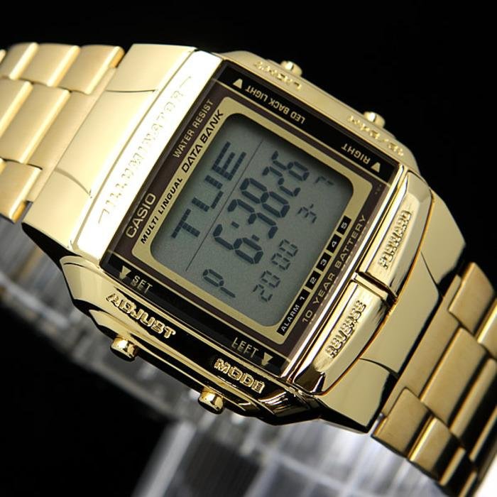 Jam Tangan Casio DB 360G-9 Original Bergaransi
