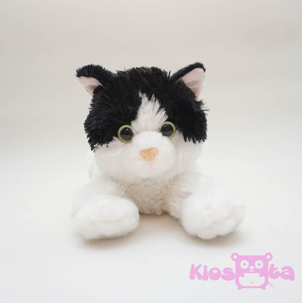 Boneka Kucing Ukuran S 35 Cm Daftar Harga Terbaru Dan Terupdate Exclusive Free Sisir Lying Cat Hitam Putih 5