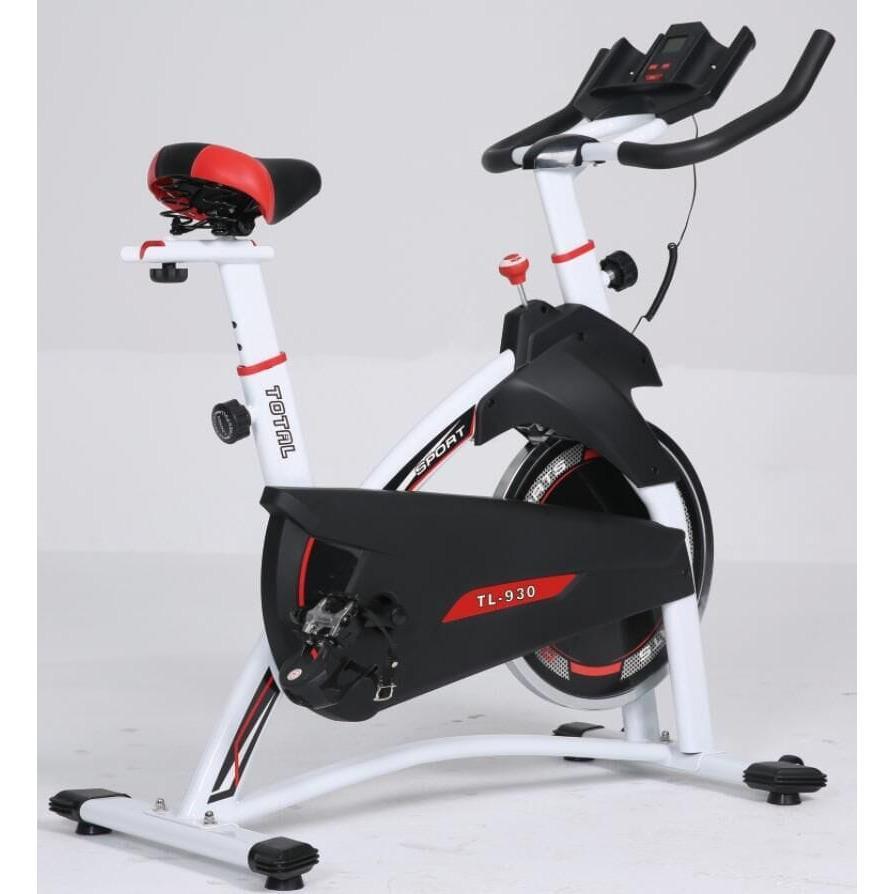 Total Fitness - Spinning Bike TL 930 - Multicolor - Sepeda Statis - Sepeda fitness dan olahraga