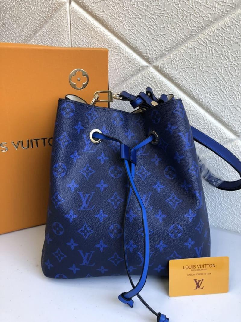 Jual Promo Tas Wanita Selempang Import Lv Alma Mini Hand Bag Restock Neonoe Double Strap