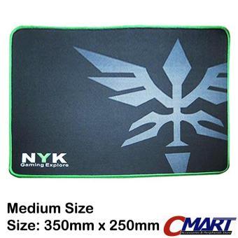 Pencarian Termurah NYK N01 Gaming Mousepad 350x250 tatakan alas mouse MEDIUM - NYK-MP-N01 harga penawaran - Hanya Rp27.948