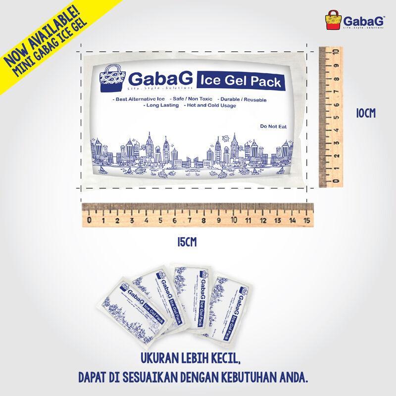 GabaG Ice Gel Mini - Kemasan 200 ml