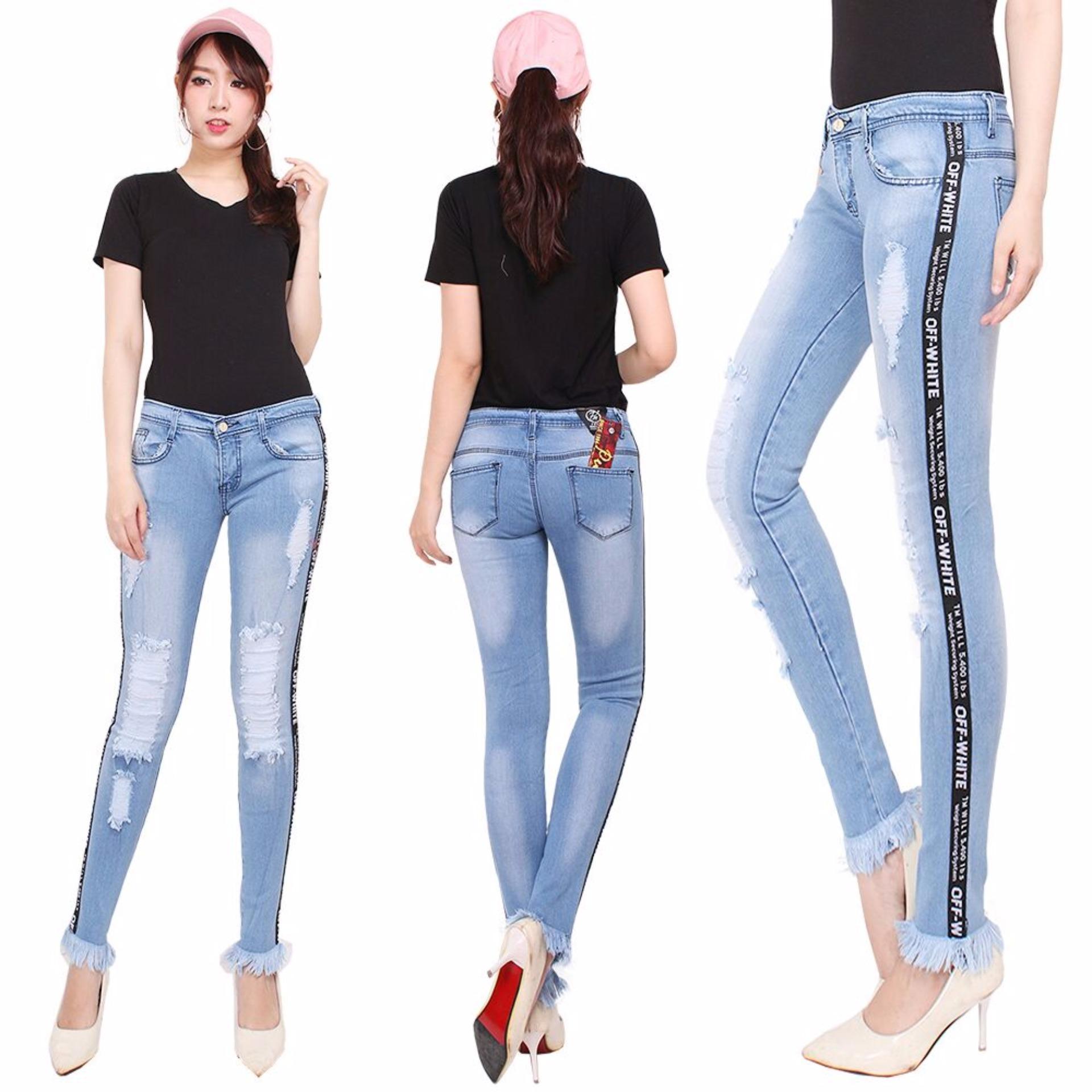 master jeans celana jeans  wanita  model terbaru