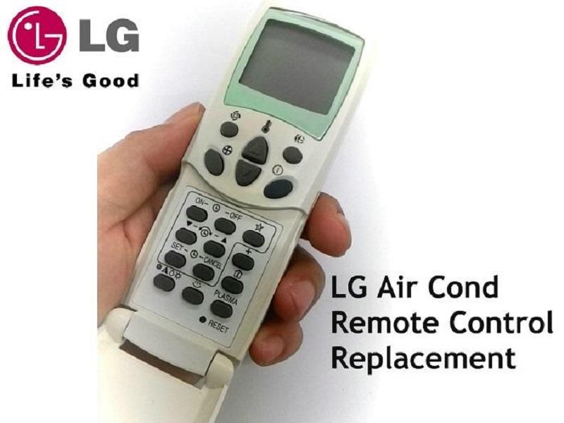 LG Remote Control AC / Remote AC LG Pasti Connect- Putih