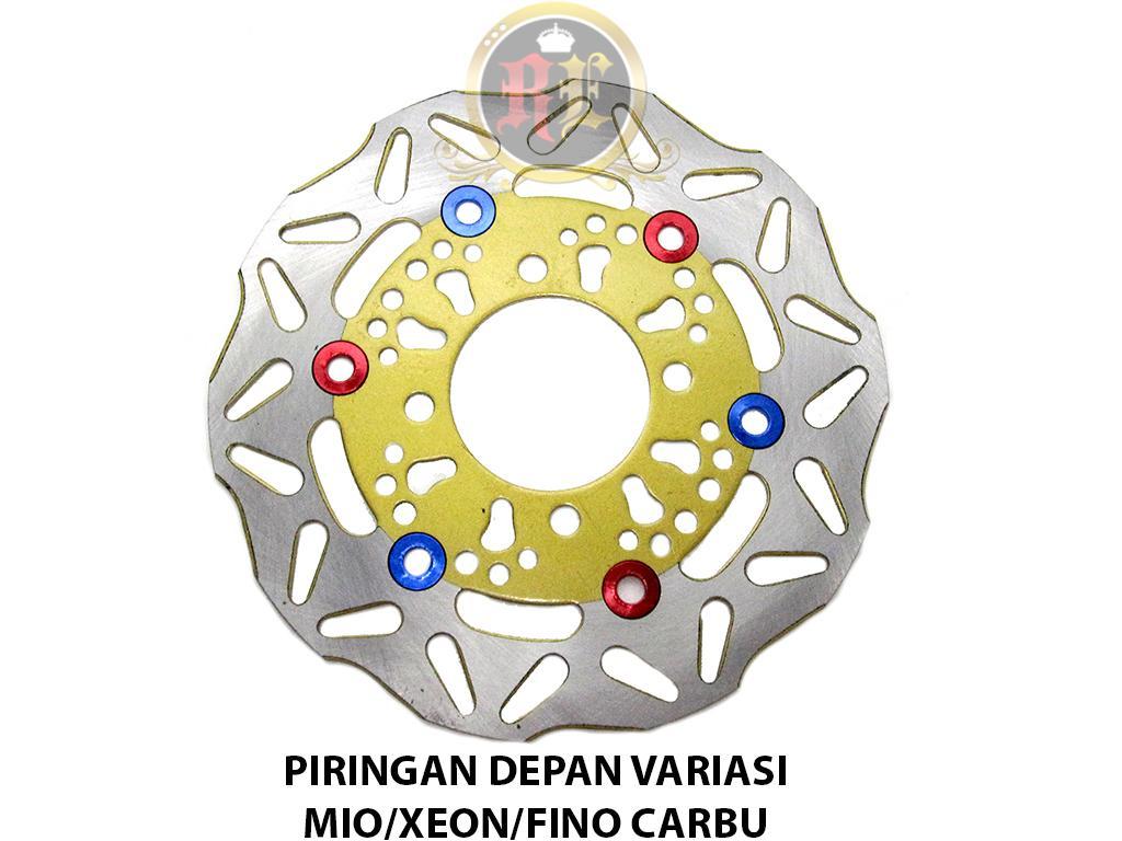 Piringan Depan Variasi Mio/xeon/fino Carbu By Universal Market.