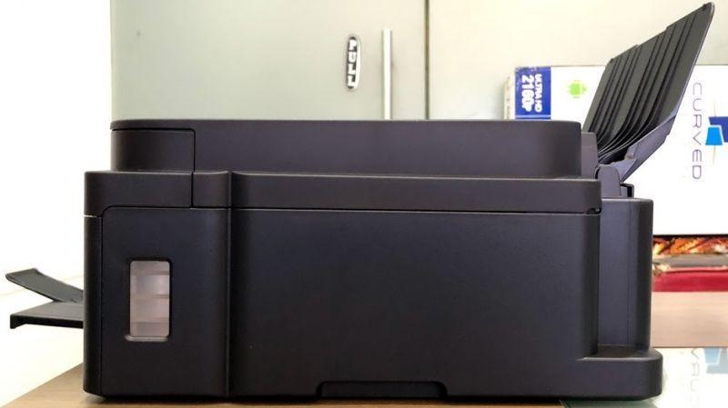 Printer BEKAS Canon G2010 PIXMA ALL IN ONE GARANSI [NEGO] - Hitam