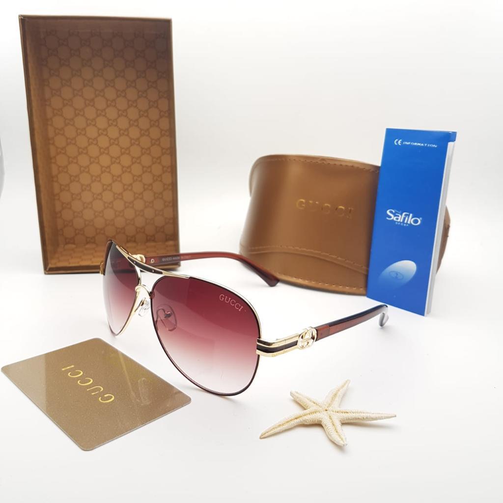 Sunglass Kacamata Gucci Pria Q8319 Super Fullset - Bayar Di Tempat ( COD ) 49bb091f2d