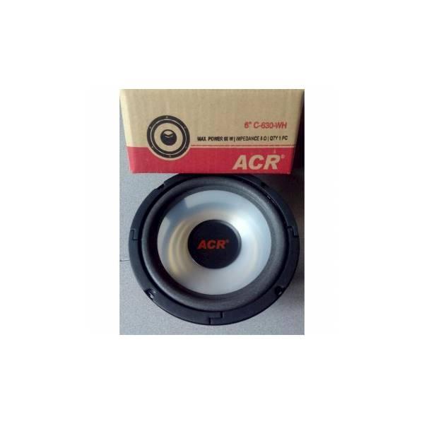 Hot Promo Dijual Hifi Speaker 6 Inch ACR 630 WH Original Minimal 18 Unit Murah