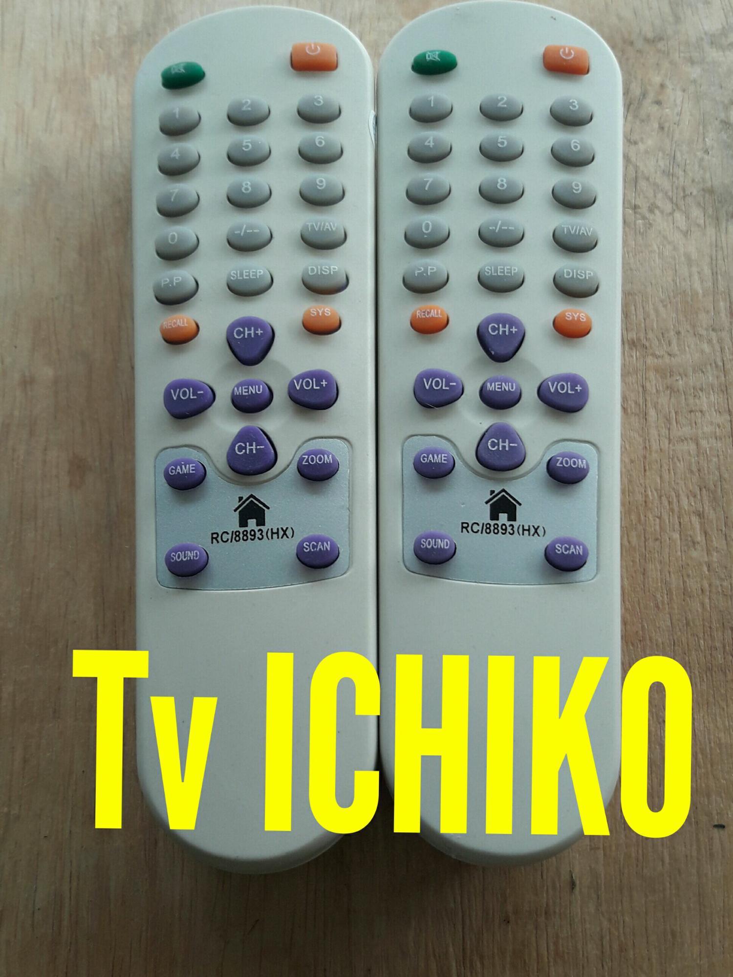 Remote tv ichiko