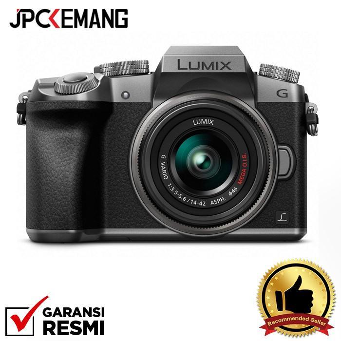 Panasonic Lumix DMC-G7 Kit 14-42mm II MEGA O.I.S jpckemang GARANSI RESMI