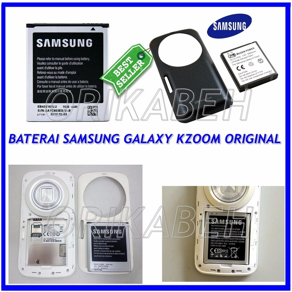 Samsung Baterai / Battery Galaxy KZOOM / C111 Original ( orikabeh )