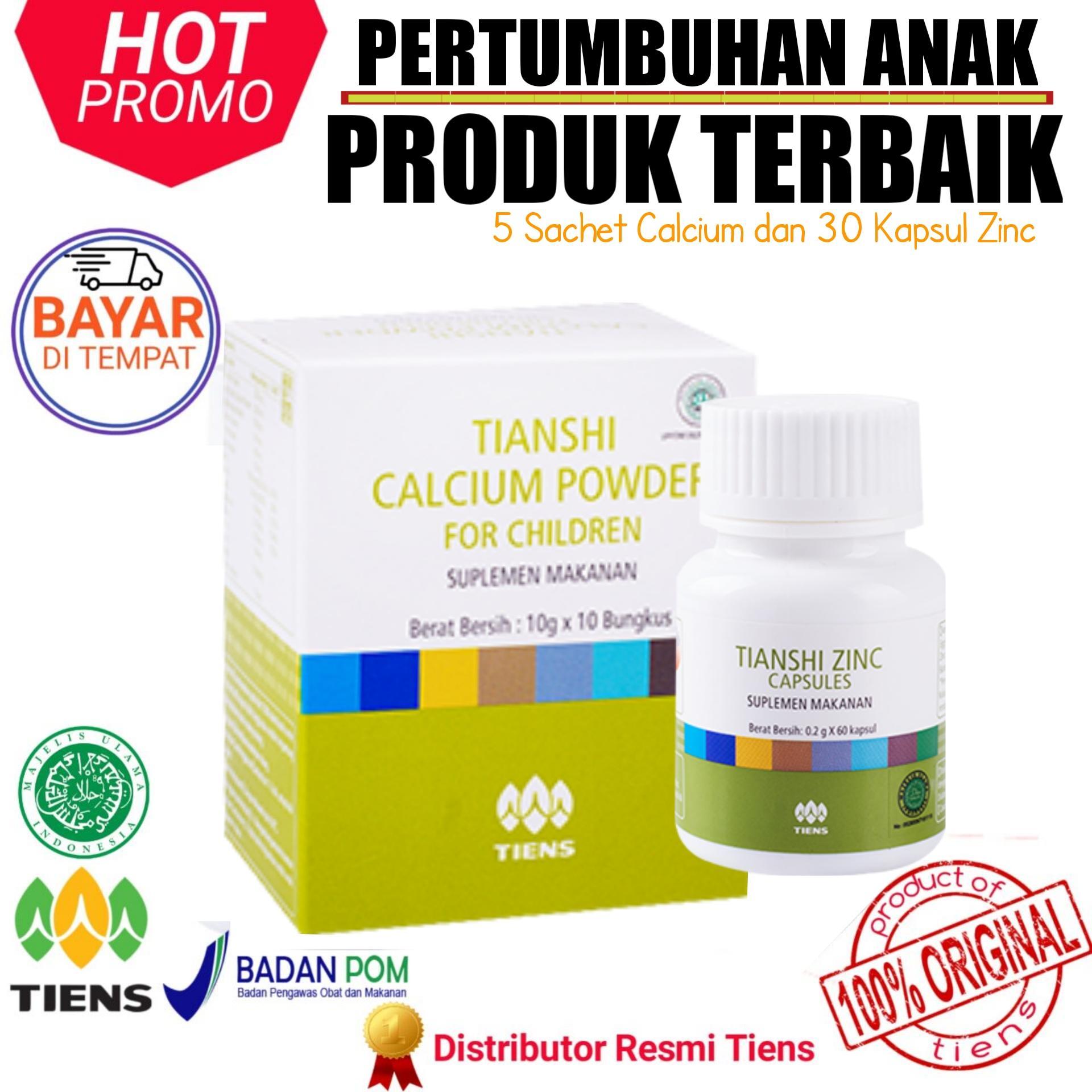 Tiens Peninggi Badan Nutrient High Calsium Powder 10 & zink 5. Source · Nutrisi Otak