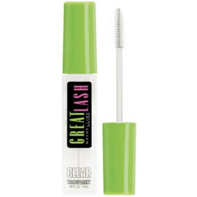Maybelline Great lash Mascara CLEAR
