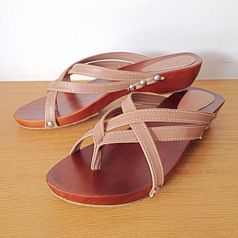 Sandal Wanita/Sandal Jepit/Sandal Flat/Arunni/Jpt Silang