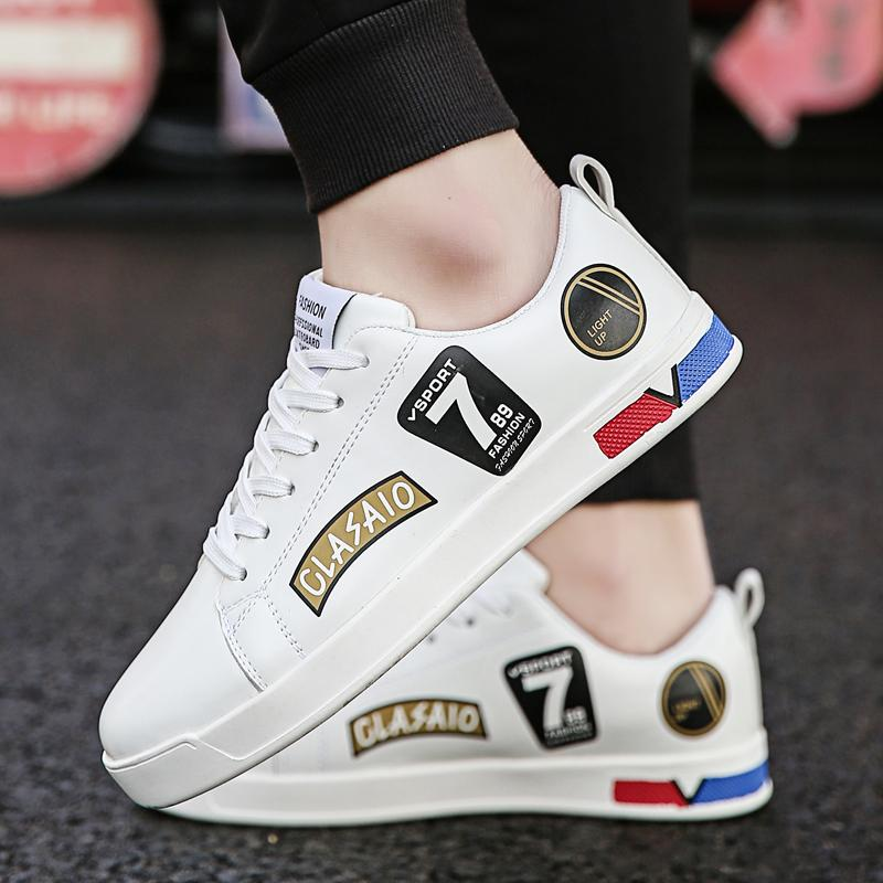 Sepatu Musim Semi pemuda 10 Tren sepatu sneaker 12 musim semi 13 SMP murid sepatu olahraga