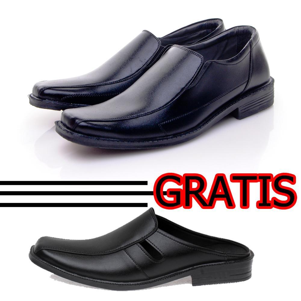Salvo Sepatu Formal pria   sepatu formal kulit   sepatu kerja pria   sepatu  pria   9b88b7313d