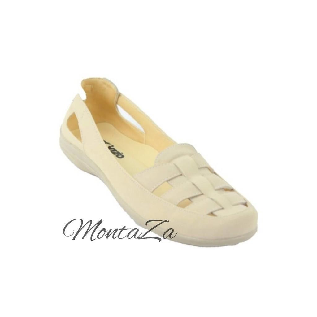 Promo Sepatu Flat Wanita / Sepatu Cibaduyut Catenzo Ks 810 Gratis Ongkir