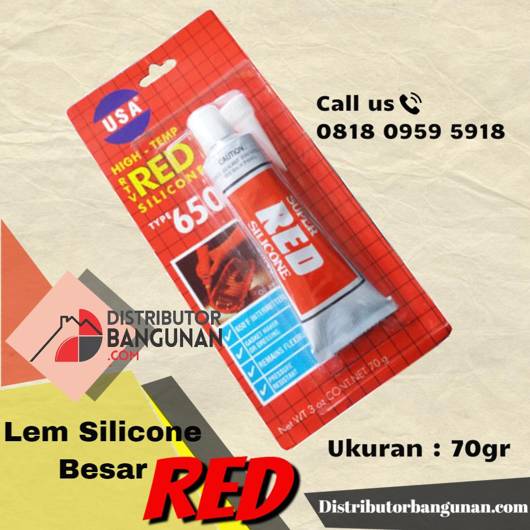 Buy Sell Cheapest Auto Sealer Lem Best Quality Product Deals Gasket Aspira Paking Tahan Panas 23 Ml Kaca Red Silicone Besar