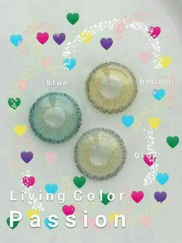 Promo - Softlens LC Passion / Living Color Passion Original