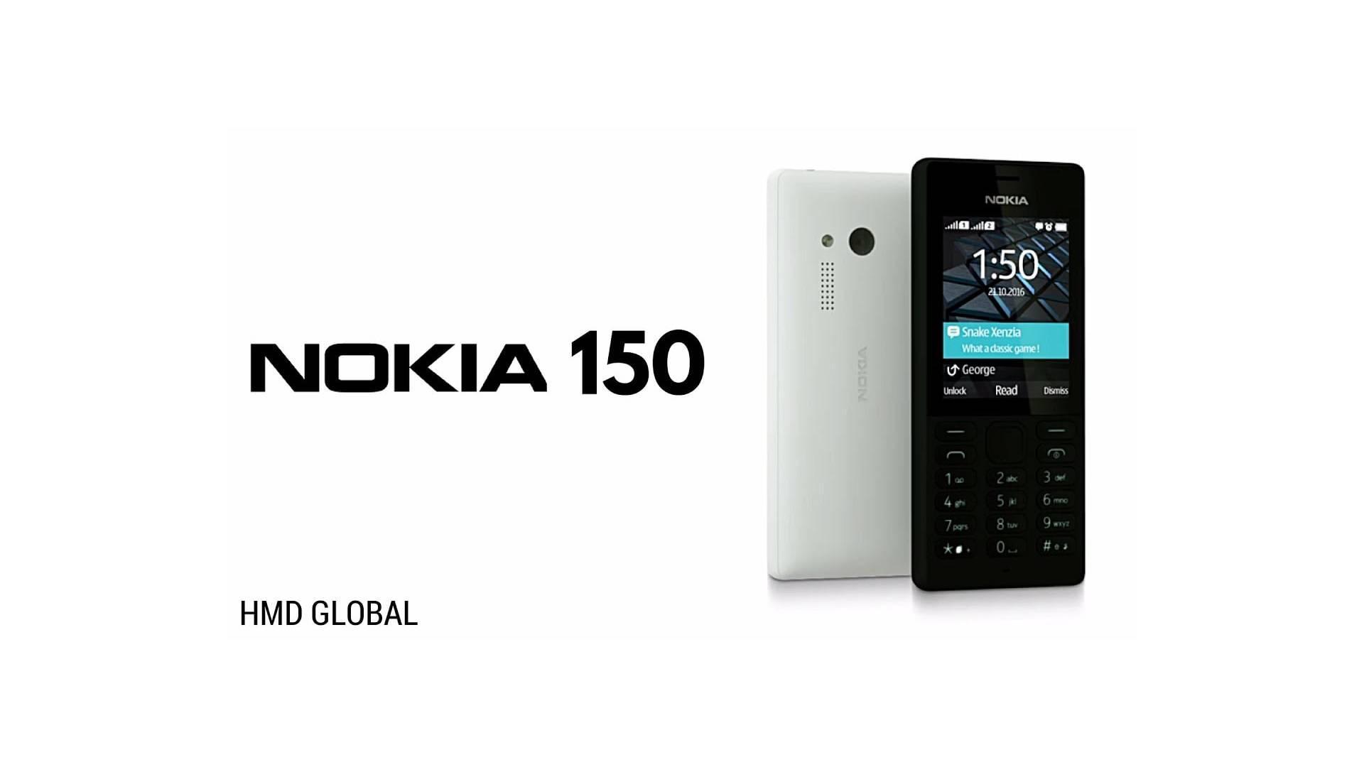 NOKIA 150 NEW GARANSI RESMI INDONESIA