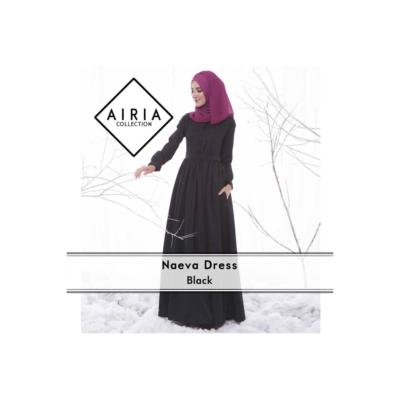 Rana Naeva Dress/Gamis Pesta/Baju Muslim Couple