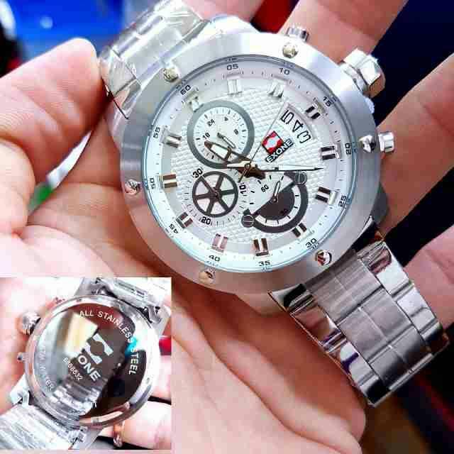 Jam Tangan Pria Merk Exone Original Type : 6631