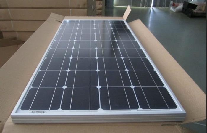 Promo  Panel Surya / Solar Panel Monocrystalline 100WP SSSolar  Original
