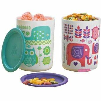 Tupperware Vintage Canister set (2)