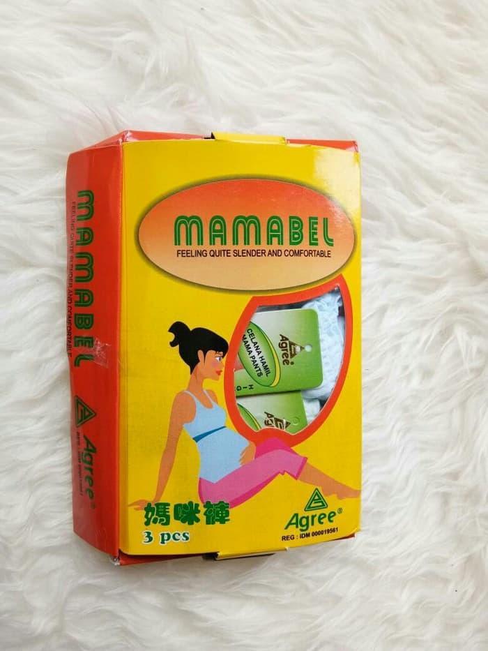 CD HAMIL MAMABEL AGRE H514 ISI 3PC   CELANA DALAM HAMIL   CD MATERNITY -  Beige 9824cced17