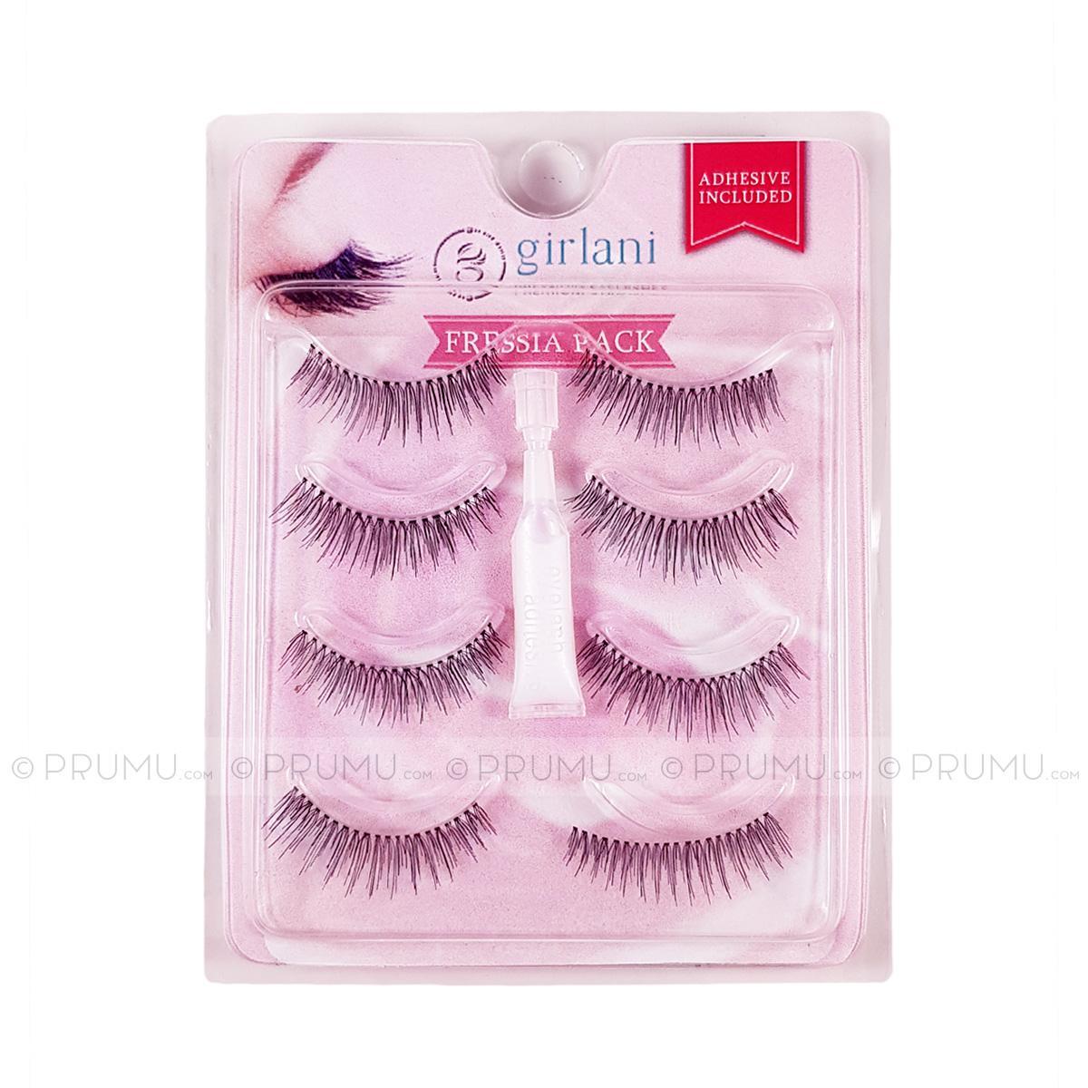 Fleur Lash Premium Eyelashes Bulu Mata Palsu Iris Daftar Harga Source · Bulu Mata Palsu Girlani Fressia Pack Premium False Eyelashes