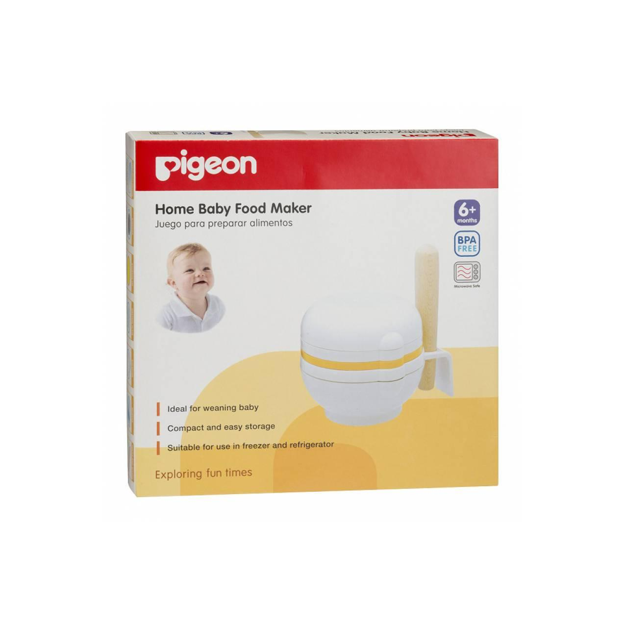 Buy Sell Cheapest Baby Promo Pigeon Best Quality Product Deals Pure Hand Mouth Wipes 60s Home Food Maker