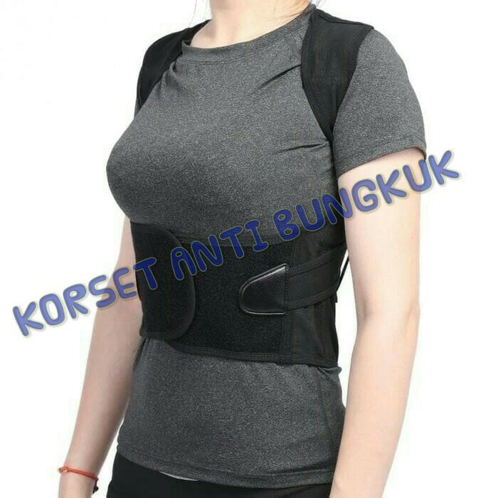 Back support / Penyangga punggung /Alat penegak / penyangga tubuh alat