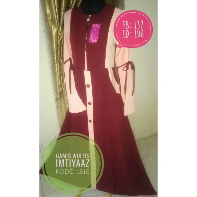 Buy Sell Cheapest Konveksi Grosir Gamis Best Quality Product Deals