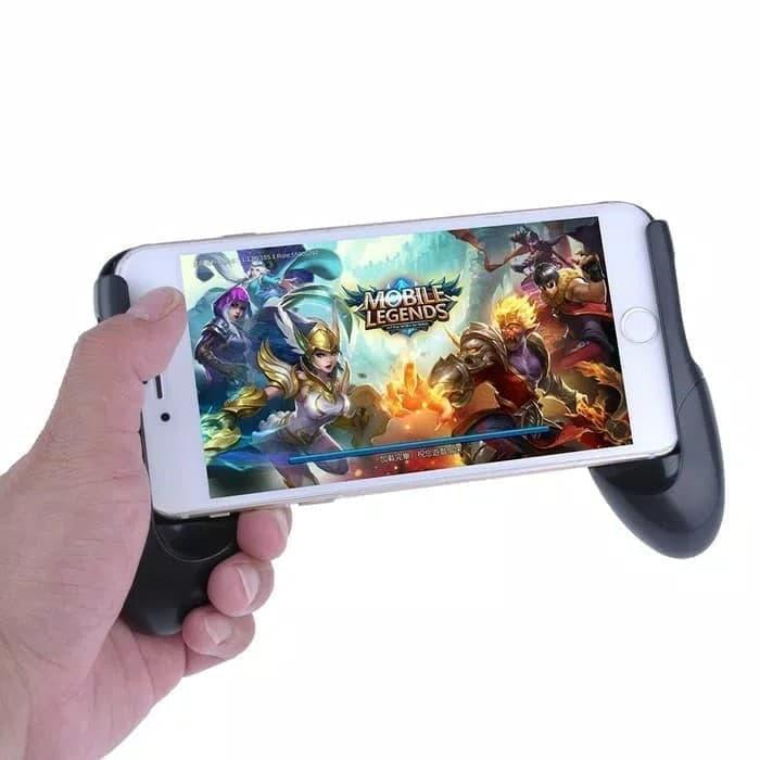 Gamepad Android ios Gaming Handle Controller Game Grip Holder Mobapad Stand / Bracket 4.5 - 6.5inch