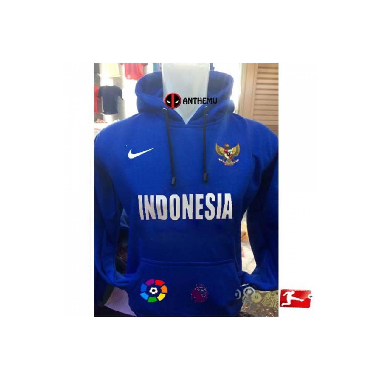 Jaket Hoodie Timnas Indonesia New 2017 Spec Dan Daftar Harga Hitam Merah Sweater Bola Team Nasional Biru Jersey Hargalokacom