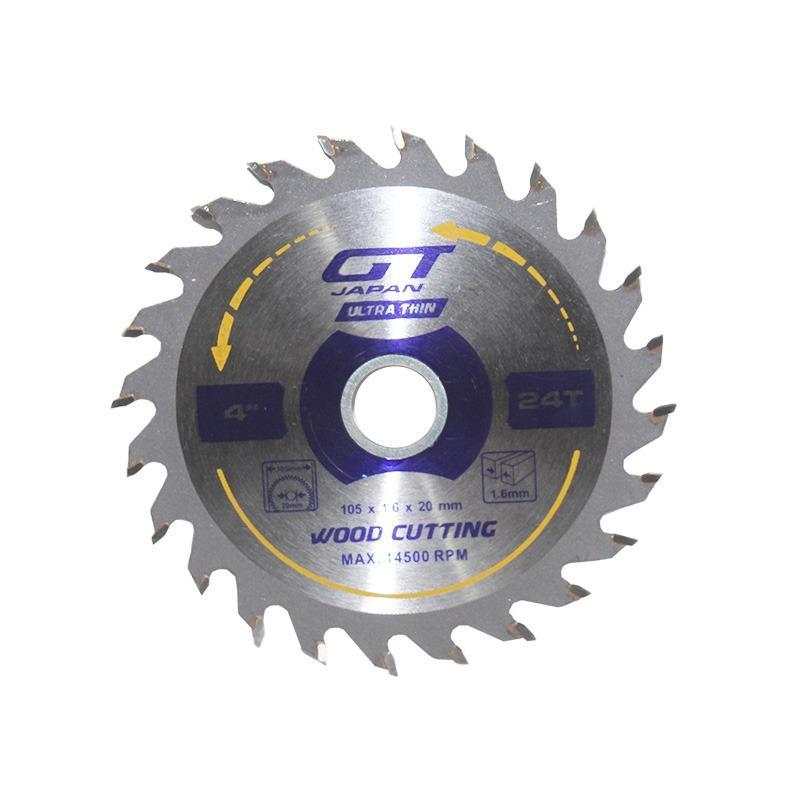 EELIC MAG-4IX24T Mata Gergaji 4 INCH Untuk Mesin Gergaji Potong Kayu