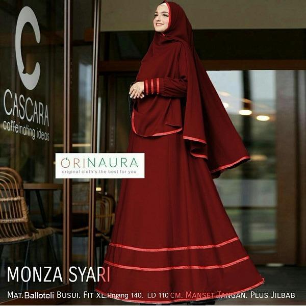 SM Grosir SM3008 Baju Gamis / Bahan Premium / Long Dress Gamis / Setelan Gamis / Gamis Busui / Gamis Syari / Baju Wanita / Gamis Cantik / Hijab Syari / Lis Pita Velvet