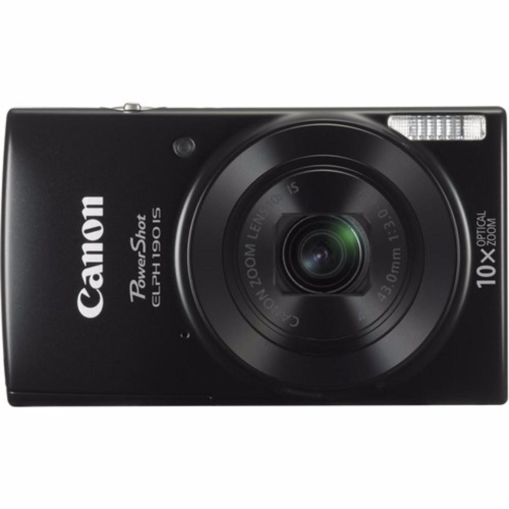 Canon Camera IXUS 190 Black