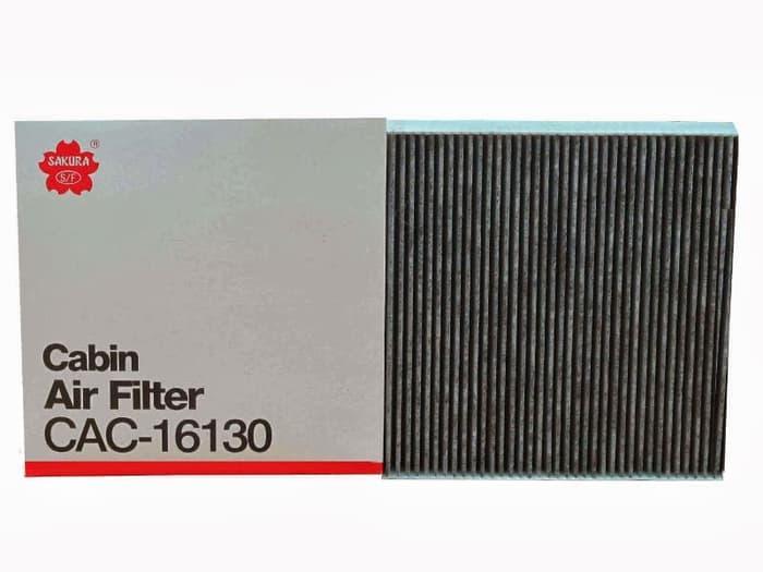 Filter Udara AC Sakura CAC-16130 -58414- Filter Kabin Honda BRIO