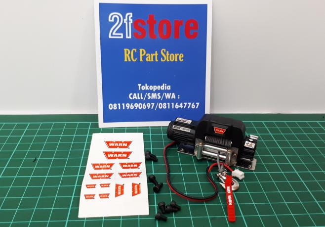 Best Top Seller!! Winch Warn 9.5Cti Rc4Wd Rc 110 - ready stock