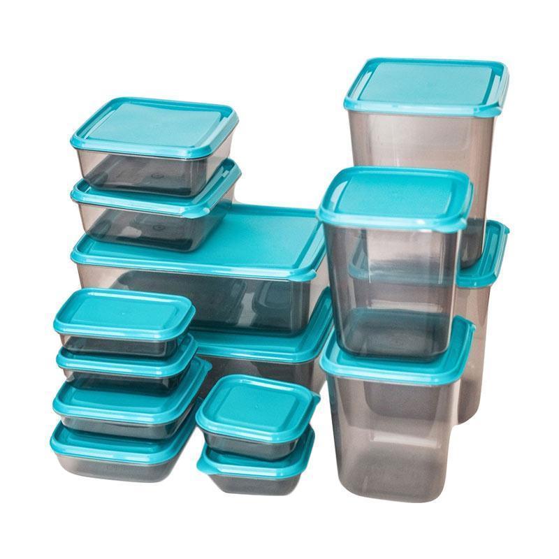 Tempat Makan / CALISTA OTARU SMOKE SEALWARE / Tupperware / Tempat Makan Anak / Tempat Makan